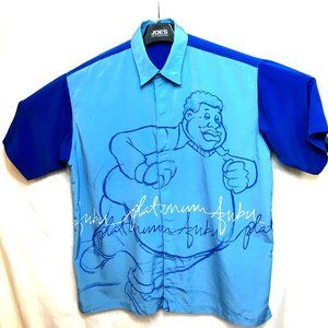 90's Platinum Fubu Fat Albert Men's Vintage Shirt